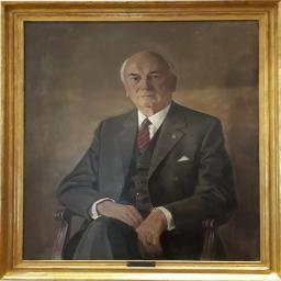 Hippolyt Freiherr Poschinger von Frauenau
